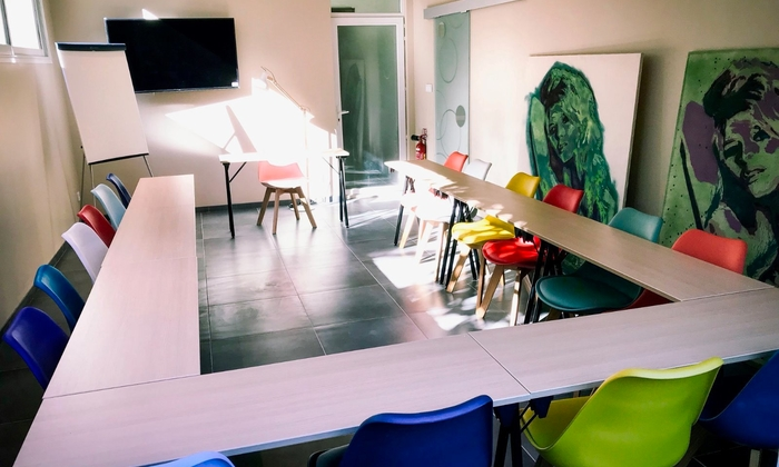 Saint-Exupéry Meeting Room €35