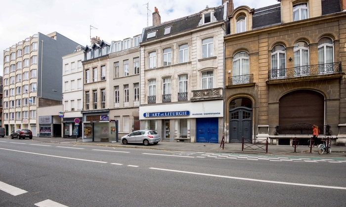 Large apartment in the middle of Lille €45