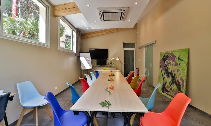 Saint-Exupéry Meeting Room €35