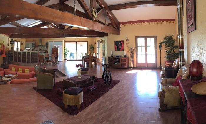 Villa La Renaissance €100