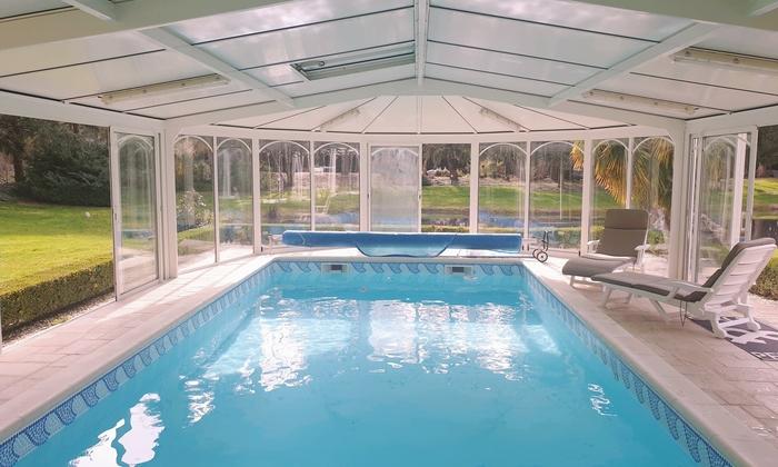Maison en Sologne à 2h de Paris avec grande véranda et piscine 110€