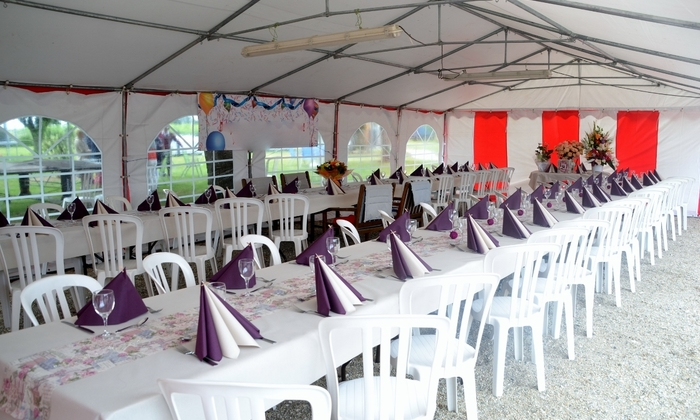 Guest house - marquee €80