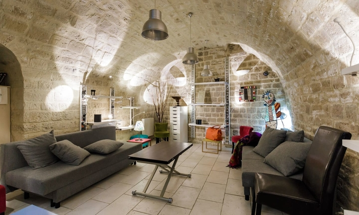 Loft private courtyard in Paris Le Marais €53