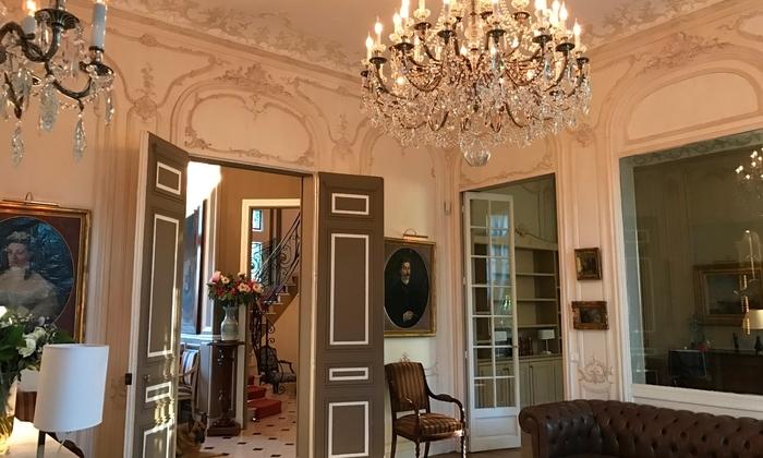 Villa Les Cèdres à 15mn de Paris 750€