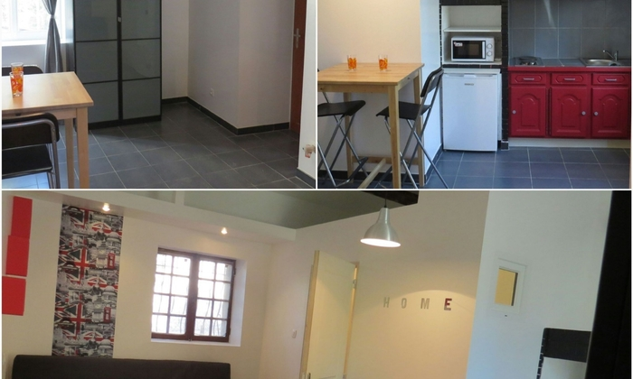 House with 6 self-contained apartments €25