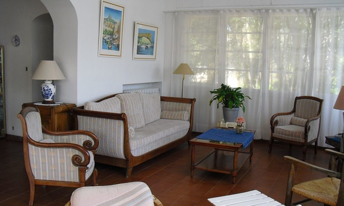 Villa à la Ciotat with private beach €40