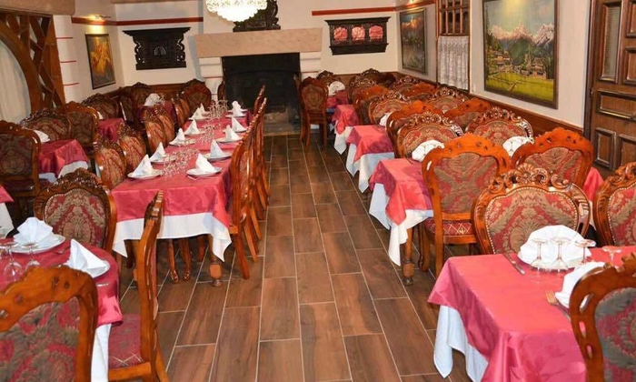 Lebanese restaurant €30