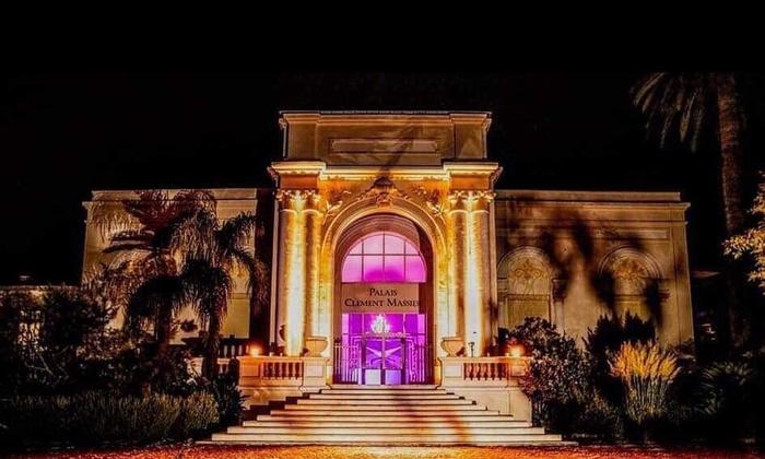 Clement Massier Palace €1,250