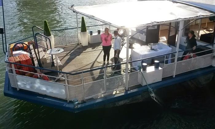 The boat : La Guêpe Buissonnière €900