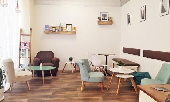 Atypical Meeting Room Lyon - Part-Dieu / Brotteaux €50