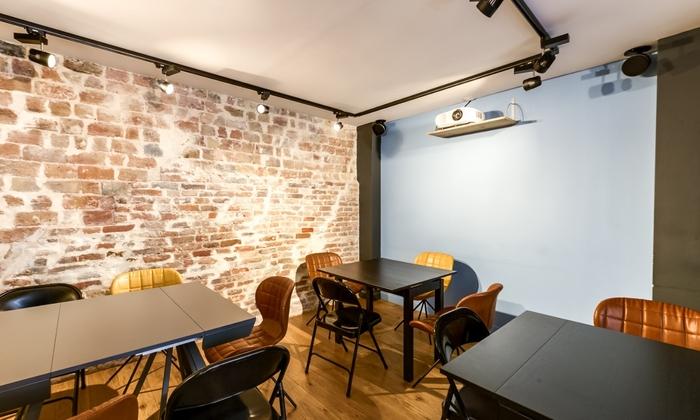 Jolie salle à Paris 11 pour événement privé ou pro 75€