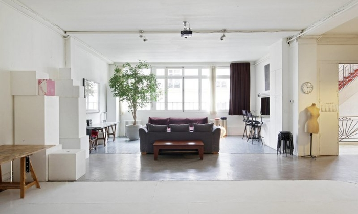 Very nice loft in Paris €260