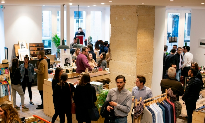 Shop to be privatized for events, Bordeaux-Centre €35