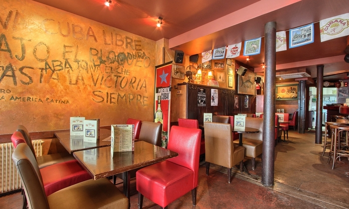 Event at Cubana Café €130