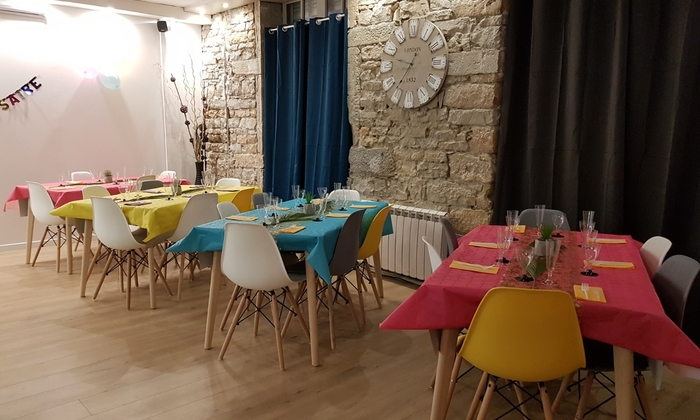YOUR PLACE Receptive space in the heart of the cit €65
