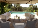 Character house - its swimming pool €90
