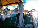 Room rental - houseboat La Talente €280