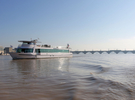 A fully panoramic boat: the Burdigala II €600