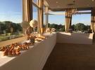Panoramic lounge €450