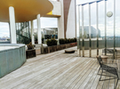 Beautiful terrace for professional reception €500