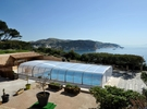 Large house with garden and pool on the blue coast €40